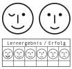 Elbi Lehrerstempel / Mimikstempel Smiley-Ergänzungsset