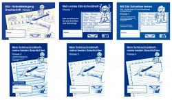 Elbi Grundausstattung zum Deutsch Schreiben lernen für Flüchtlinge ab 12 Jahren - auch in Übergangsklassen oder Intensivklassen einsetzbar