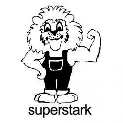 Elbi Stempel aus Holz - Lehrer Motivstempel - superstark