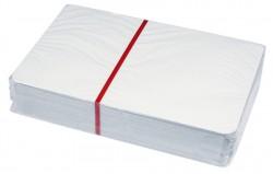 Spielkarten weiß glanzlackiert 1 Pack