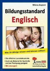 Kopiervorlagen Grundschule - Englisch - Bildungsstandard Englisch - Klasse 4