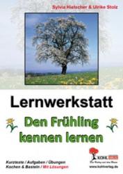 Kopiervorlagen Grundschule Sachunterricht - Den Frühling kennen lernen