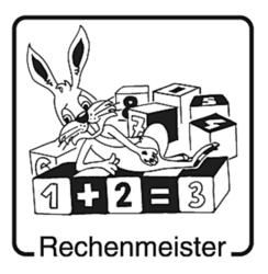 Elbi Motivstempel Kinder Holzstempel - Rechenmeister