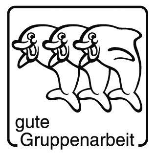 Elbi Motivstempel Kinder Holzstempel - gute Gruppenarbeit