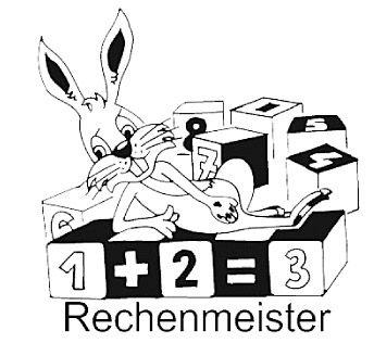 Elbi Belobigungsstempel - Rechenmeister
