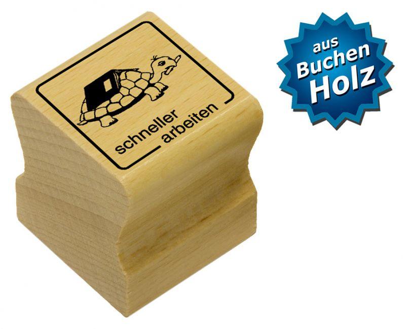 Elbi Motivstempel Kinder Holzstempel - schneller arbeiten