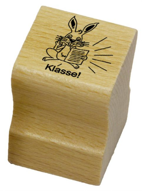 Elbi Holzstempel - Klasse